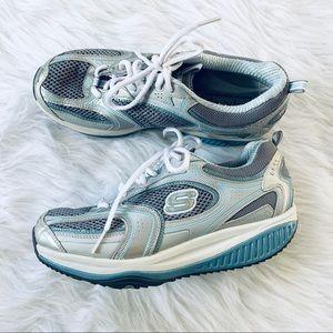 Skechers Shape Ups Walking Shoes 7.5